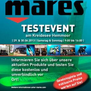 Events: Testwochenende am Kreidesee Hemmoor