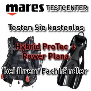 News: Testwochen Hybrid Pro Tec & Power Plana