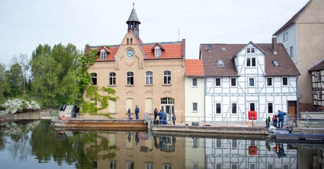 Besuch bei den Stadtwerken Eschwege
