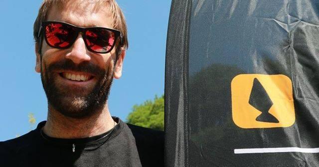 Weltrekordhalter Nik Linder war fleißig beim Apnoehappening