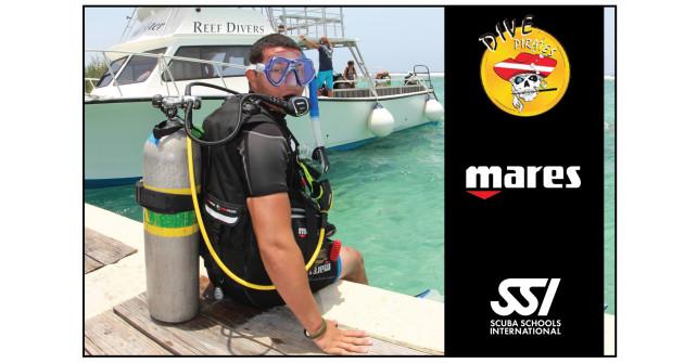 Mares/SSI arbeiten mit der Dive Pirates Foundation zusammen