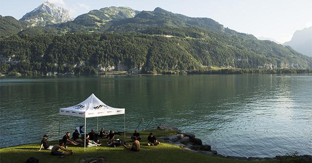 Apnea Festival am Walensee