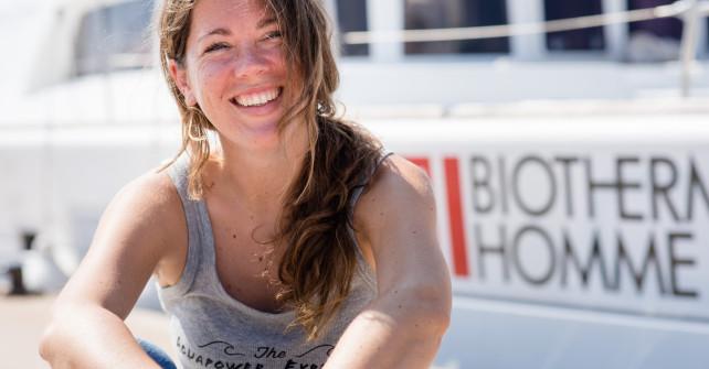 """Die """"Aquapower Expedition""""- ein Segelabenteuer mit Tiefgang"""