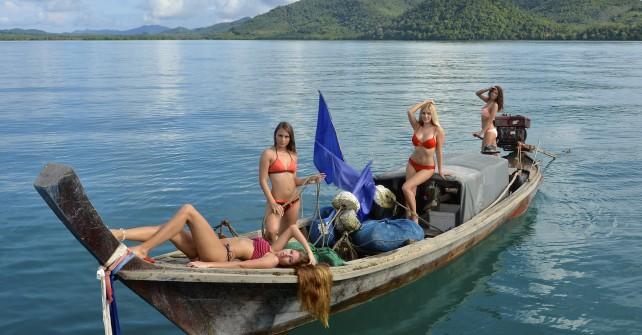 SeaStar Discovery 2016: Der härteste Model Contest des Planeten!