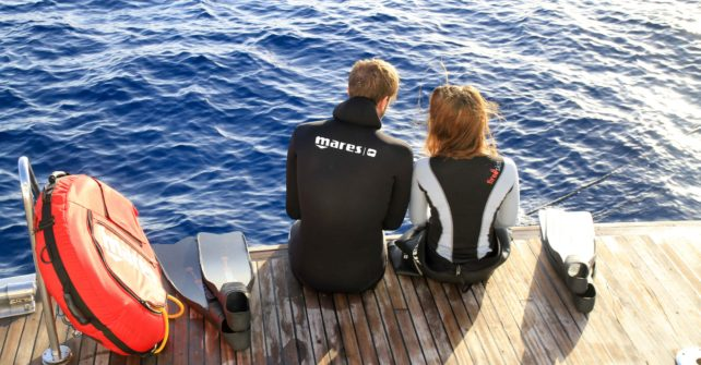 Freediving als Schulfach?