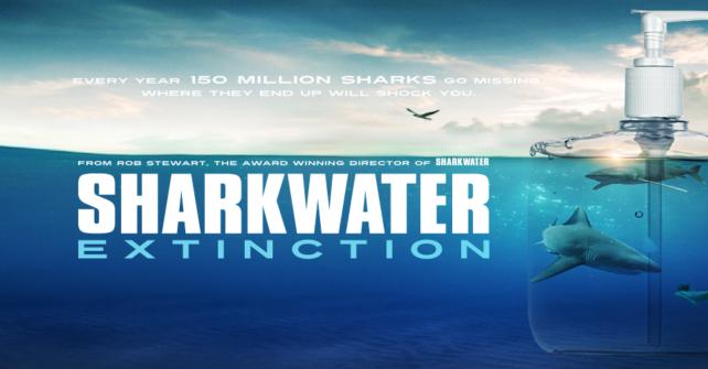 SHARKWATER EXTINCTION – Die neue Dokumentation von Rob Stewart