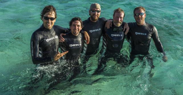 Zuwachs im Mares Team – Submaris taucht und testet die XR Linie