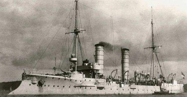 Untergegangen und vergessen – Die Wracks des Seegefechts bei Helgoland von 1914