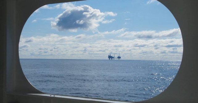 Öl- und Gasbohrungen als starke Quelle von Treibhausgasen