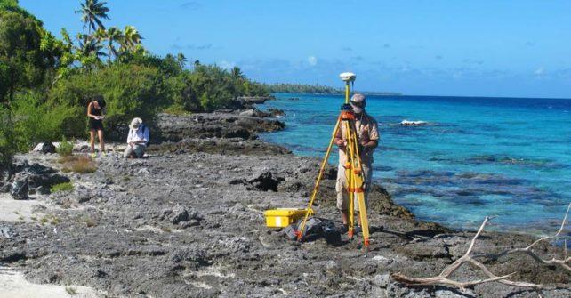 Forscher rekonstruieren die Geschichte des Meeresspiegels