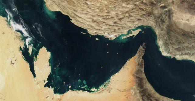 Sauerstoffminimumzonen im Golf von Oman größer als erwartet